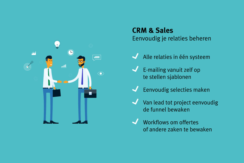 CRM, Sales, Salesfunnel, Pipeline