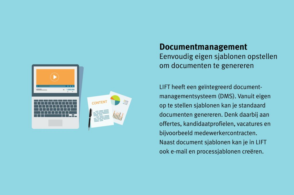 Documentmanagement, DMS
